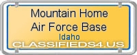 Mountain Home Air Force Base board